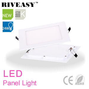 24W Square Acrylic LED Light Panel with Ce&RoHS LED Panel Light pictures & photos
