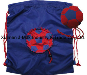 Foldable Draw String Bag, Football, Lightweight, Convenient and Handy, Sports, Leisure, Promotion, Accessories & Decoration pictures & photos