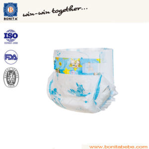Breathable and High Absorbent Disposable Baby Nappy