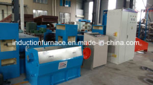 High Quality Straight Line Steel Wire Rod Wire Drawing Machine pictures & photos