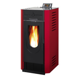 Portable Pellet Fireplace/ Biomass Wood Pellet Stove Cr-04 pictures & photos