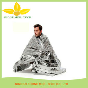 Medical Foil Emergency Kit Blanket pictures & photos