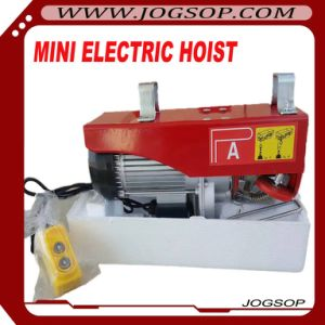 Electric Powered Mini Electric Winch Manufacturers Hoist pictures & photos