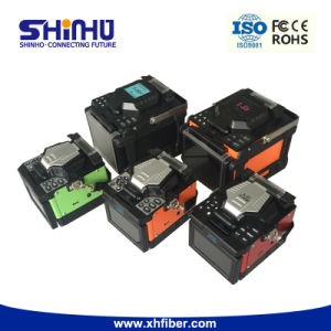 Shinho X-86 Outdoor Single Core Fiber Fusion Splicer Similar to Fujikura 60s/70s with Big Battery Capacity pictures & photos