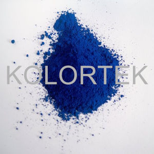 Acid D&C Blue 1 Lake, Cosmetic Blue Dyes Supplier pictures & photos