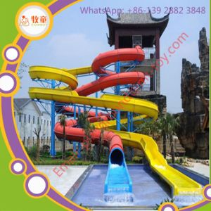 Adult Used Water Slide Daycare Playground Equipment pictures & photos