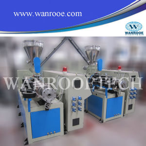Raw Material Testing Plastic Lab Extruder Machine pictures & photos