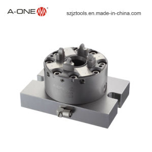 Stainless Steel Lathe Chuck with Base Plate (3A-100035) pictures & photos