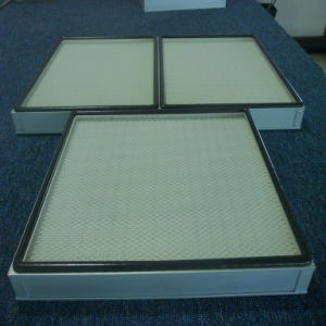 High Performance Fiberglass Paper of Cleanroom HEPA Filter pictures & photos