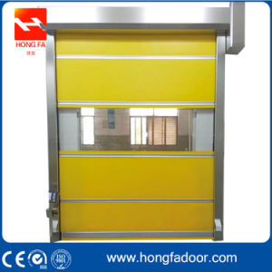 Automatic PVC Fast Roller Door (HF-47) pictures & photos
