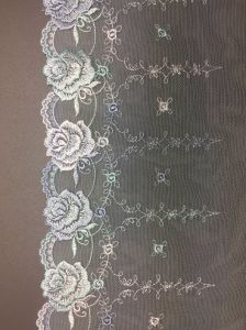 Newest Design Embroidery at Low Cost in Short Deliery Time Low MOQ pictures & photos