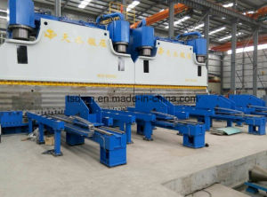 CNC Press Brake in Tandem (2-WE67K-1600/6000) pictures & photos