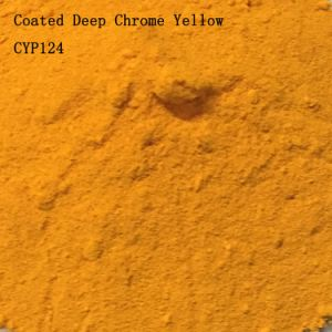 Plastic and Rubber Used Coated Deep Chromeyellow pictures & photos