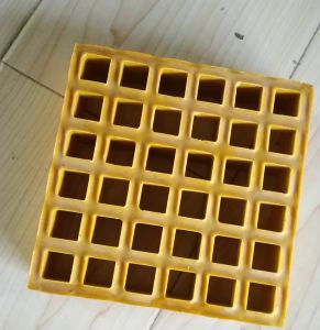 FRP/GRP Molded Gratings, High Quality Gratings, Mini Mesh Grating pictures & photos