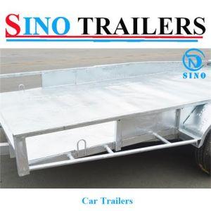 Car Ramp Box Trailer pictures & photos