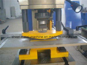 Hydrauli Profile Steel Cutting Machine pictures & photos