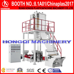 800mm ABA Film Blowing Machine Three Layers Coextrusion pictures & photos
