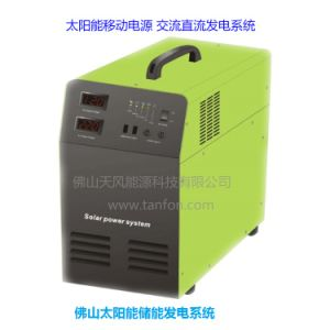Tanfon Solar Energy Power Storage Power System 300watt / off Grid Home System pictures & photos