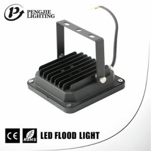 Power Saving Sanan Square 120° Beam Angle Aluminium LED Flood Light Fixtures pictures & photos