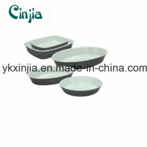 Bakeware 5PCS Ceramic Bakeware Set-Xjt965 pictures & photos