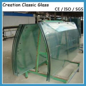 Safety Tempered Glass /Toughened Glass with Fine Polished Edge pictures & photos