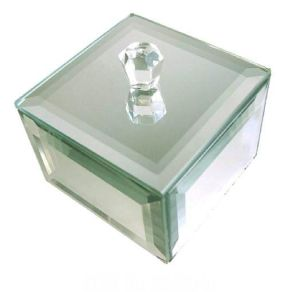 Customize Transparent Color Acrylic Jewelry Box pictures & photos
