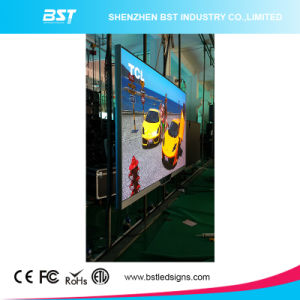 Epistar P1.6 HD Synchronous Small Pixel LED Display Video Wall pictures & photos