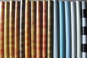 Plastic Flooring Tiles PVC Garage Floor Tiles pictures & photos