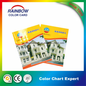 Custom Deposit Printing Colour Paper Card pictures & photos