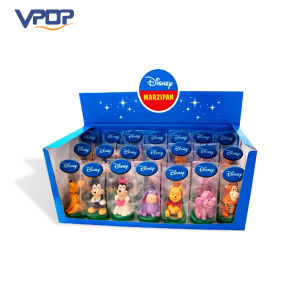 Cute Point of Sale Corrugated Cardboard Candy Counter Display