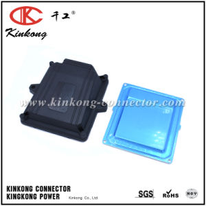 48 Pin Kinkong Customized Silver Aluminum ECU Box with PCB Connector pictures & photos