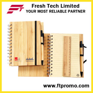 Promotional Gift Notebook with Logo OEM pictures & photos