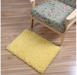 Chenille Circle Microfiber Floor PVC Backing Floor Mat Doormat pictures & photos