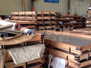Topson Stainless Steel Sheets Plates 2b Ba No. 1 pictures & photos