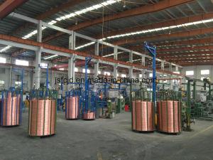 PVC, PP, PE, PTFE, TPU Plastic Material Extrusion Machine pictures & photos