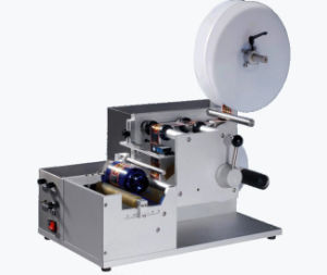 Semi-Automatic Adhesive Labeling Machine (mm-60R) pictures & photos