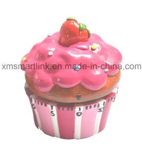 Christmas Cake Count Down Timer 60min Kitchen Timer pictures & photos