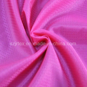 100% Nylon Downproof Grid Fabric for Garment pictures & photos