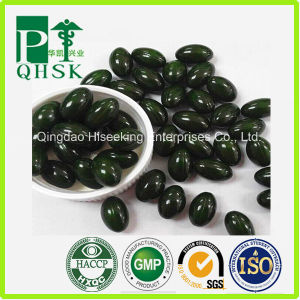 Herbal Ginkgo Biloba Extact Oil Ginkgo Softgel Capsule pictures & photos
