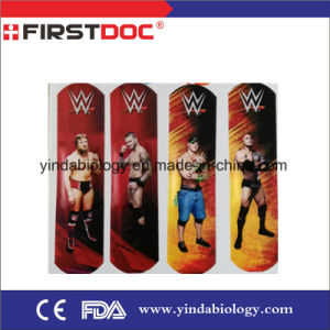 PE Cartoon Bandage 72*19mm with Ce and FDA Certificates, Bulk Package pictures & photos