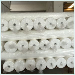 White Polyester Microfiber Bedding Hometextile Fabric pictures & photos