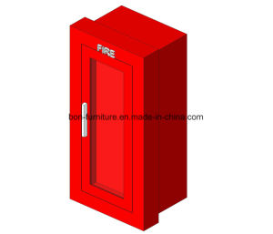 Wall Mounting Metal Fire Cabinet 6kg Extinguisher Cabinet pictures & photos
