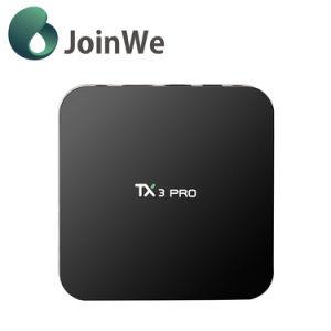 Tx3 PRO S905X 1g 8g Quad Core Smart Ott TV Box pictures & photos