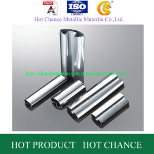 SUS304, 316 Mirror Stainless Steel Pipe pictures & photos
