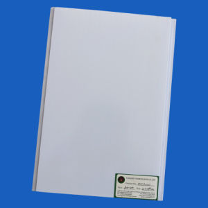 Pure White High Glossy PVC Ceiling Tiles 250*7mm Size pictures & photos