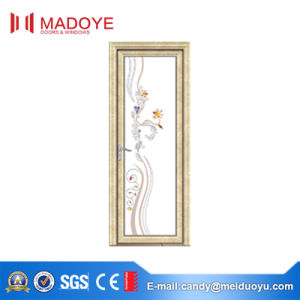 Soundproof Insulating Glass Door for Toilet pictures & photos