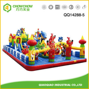 Inflatable Castle Slide Game Toy for Childern Amusement Park pictures & photos