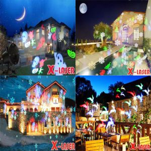 Outdoor Starry Sky Projector Blinking Christmas Light pictures & photos