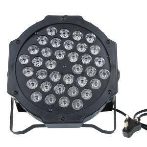 36PCS 1W LED PAR Lights Stage Lighting Effect RGB DMX512 DJ Disco Bar Party Light pictures & photos