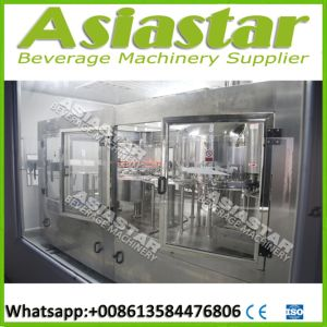 Fully Automatic Pure Water Mineral Water Filling Machine for 1.5L pictures & photos
